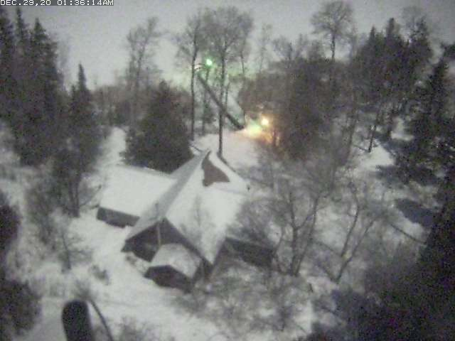 Lake of the Woods webcam - Lake of the Woods webcam, Minnesota, Lake of the Woods County